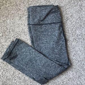 Victoria's Secret Sport Gray Cropped Leggings